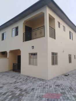 Newly Built Luxury 3 Bedroom Semi Detached Duplex, Elesekan, Bogije, Ibeju Lekki, Lagos, Semi-detached Duplex for Rent