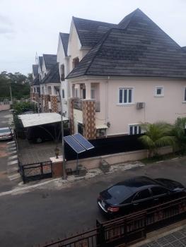 Luxury Built & Topnotch Finished 4 Bedrooms Terrace Duplex with Servant Quarters, Off Edwin Clark Way, Guzape District, Abuja, Terraced Duplex for Sale