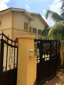 4 Bedroom Semi Detached Duplex with 1 Bed Bq, Sunnyvale Estate, Dakwo, Abuja, Semi-detached Duplex for Sale
