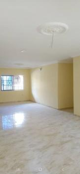 Newly Built Standard Massive 3 Bedroom Flat in an Estate, College Road, Ogba, Ikeja, Lagos, House for Rent