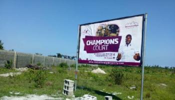 600sqm Land Plots @ Champions Court Behind Amen Estate, Eleko with Govt. Approved Excision, Ebute – Ago Kayetoro, Eleko, Ibeju Lekki, Lagos, Mixed-use Land for Sale