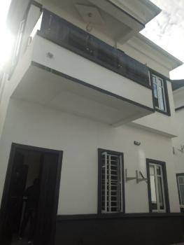 Self Serviced 5 Bed Rooms Fully Detected Duplex with a Bq, Ikate Elegushi, Lekki, Lagos, Detached Duplex for Rent