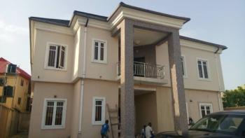 Multiple Bedroom Detached Duplex with 2 Bedroom Bq on 2 Plots of Land, 2 Minutes to Shoprite Sangotedo Ajah in a Gated Estate, Lekki Phase 2, Lekki, Lagos, Detached Duplex for Sale
