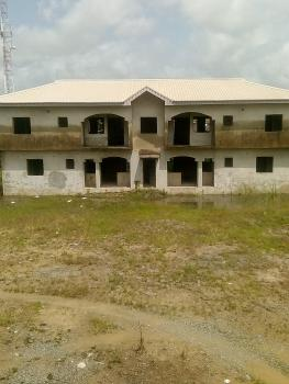 Block of 4 2 Bedroom and 2 Plots of Land, Off Lamgbesa, Badore, Ajah, Lagos, Flat for Sale