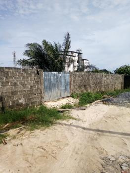 700sqm Fenced Land, Before Sangotedo Shoprite, Peninsula Garden Estate, Ajah, Lagos, Residential Land for Sale