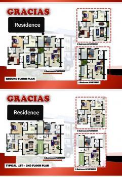 2 Bedroom Luxrious Apartment, Sangotedo, Ajah, Lagos, Flat for Sale