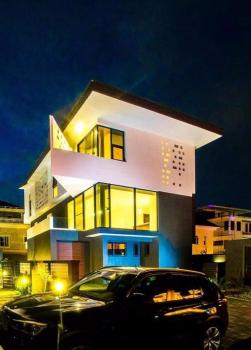 a Brand New Fully Detached 4 Bedroom and 2 Rooms Bq Sitting on 500 Square Meters, Banana Island, Ikoyi, Lagos, Detached Duplex for Sale