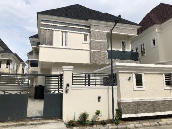 Spacious 5 Bedroom Detached House with a Room Boys Quarter, Chevron Drive, Chevy View Estate, Lekki, Lagos, Detached Duplex for Sale