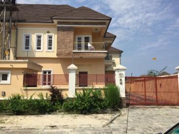 4 Bedroom Semi Detached Duplex with a Bq, Oakland Estate, Ologolo, Lekki, Lagos, Semi-detached Duplex for Rent
