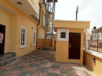 Tastefully Built 4 Bedroom Semi Detached Duplex with a Bq, Oakland Estate, Ologolo, Lekki, Lagos, Semi-detached Duplex for Rent