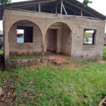 Uncompleted 2 Bedroom Bungalow, Loburo Turaya, Mowe Ofada, Ogun, Detached Bungalow for Sale