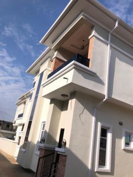 Heavenly Gigantic Paradise Newly Built All Rooms Ensuite 4 Fully Detached with Bq, Divine Homes Estate, Thomas Estate, Ajah, Lagos, Detached Duplex for Sale