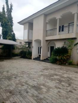 Luxurious 5 Bedroom Fully Detached Duplex with 2 Rooms Bq, in a Beautiful Environment, Garki, Abuja, House for Rent