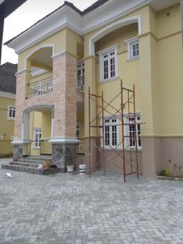 5 Bedroom Detached Duplex with a Bq, Efab Metropolis Estate, Gwarinpa, Abuja, Detached Duplex for Sale