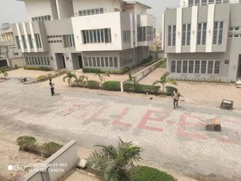 4 Bedroom Semi Detached Terrace Duplex, Micheville Estate, Lokogoma District, Abuja, Terraced Duplex for Sale