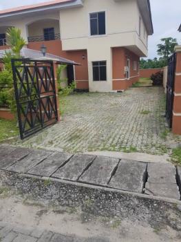 Standard 4 Bedroom Semi Detached Duplex, Very Spacious Compound, Crown Estate, Ajah, Lagos, Semi-detached Duplex for Rent