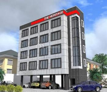 Brand New Open-planned Office, Alausa, Ikeja, Lagos, Office Space for Rent