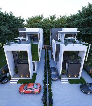 2-unit of Luxury 5 Bedroom Fully Detached Duplex with a Room Domestic Quarters, Victory Park Estate, Jakande, Lekki, Lagos, Detached Duplex for Sale