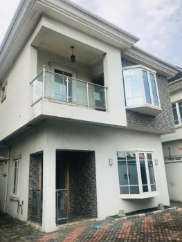 a Magnificent 4 Bedroom Fully Deatched Duplex with State of The Art Finishing, Gated Estate, Agungi, Lekki, Lagos, Semi-detached Duplex for Rent