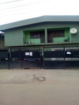 a Property Consisting of 2 Wings of 5 Bedroom Duplex, Kalajaiye Street, Mafoluku, Oshodi, Lagos, Detached Duplex for Sale