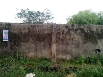 2,600sqm Corner Piece Vacant Land Fence Round and Gated  with Certificate of Occupany, Awoshika Area, Opebi, Ikeja, Lagos, Residential Land for Sale