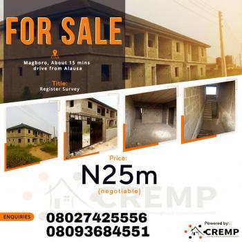 Plot of Land, Vintage Estate, Makogi, Magboro, Ogun, Mixed-use Land for Sale