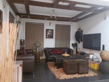 Art Deco Four Bedroom Semi Detached House with a Pool, Mojisola Onikoyi Estate, Ikoyi, Lagos, Semi-detached Duplex for Sale