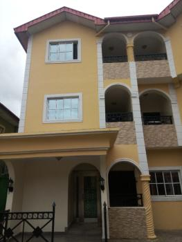 2 Numbers of 4 Bedroom Terraced Duplex and Bq with Modern Facilities, Ilupeju Estate, Ilupeju, Lagos, Terraced Duplex for Sale
