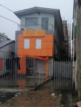 a 2 Storey Office Building Having 3 Floors Sitting on 400sqm Land, Obalende, Lagos Island, Lagos, Office Space for Sale