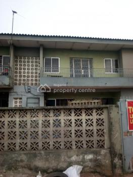 2 Bedroom Flat with Terrazo Floor in a Gated Street, Off Iju Road By Station Bus Stop, Fagba, Agege, Lagos, Flat for Rent