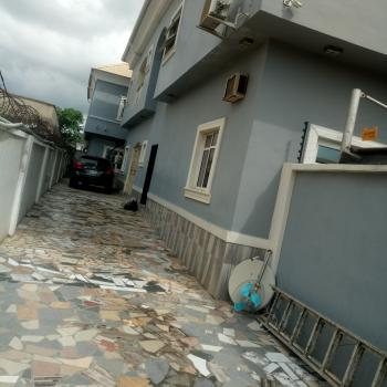 Very Standard 3 Bedroom Flat, Akinsanya Street,, Ago Palace, Isolo, Lagos, Flat for Rent
