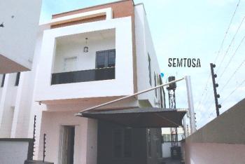 Luxury Semi-detached Four (4) Bedroom Duplex, Oral Estate, Chevron Toll Gate, Lekki Phase 2, Lekki, Lagos, Semi-detached Duplex for Sale