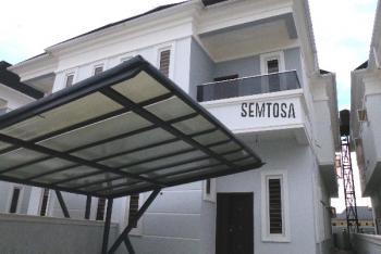 Semi-detached Four (4) Bedroom Duplex, Orchid Road, Lekki Phase 2, Lekki, Lagos, Semi-detached Duplex for Sale