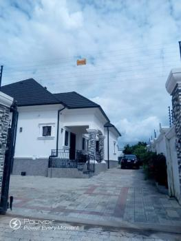 Tastefully Built 4-bedroom Bungalow with Gym House, a Room Bq,  a Room Guess Charlet, Gwarinpa, Abuja, Detached Bungalow for Sale