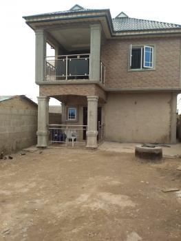 Virgin 2 Bedroom Flat Apartment, Yomi Close, Igbogbo, Ikorodu, Lagos, Flat for Rent