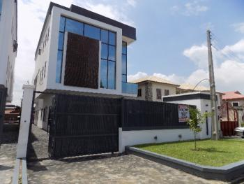 Brand New Very Spacious 8 Bedroom Fully Detcahed House with 2 Rooms Bq and Swimming Pool, Lekki Phase 1, Lekki, Lagos, Detached Duplex for Rent