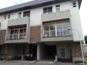 Fully Serviced Luxury 4 Bedroom Terrace Duplex, Residential Zone, Banana Island, Ikoyi, Lagos, Terraced Duplex for Rent