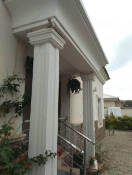 4 Bedroom Bungalow with One Bedroom Bq, Zone 1, Wuse, Abuja, Detached Bungalow for Sale