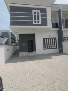 4 Bedroom Semi Detached Duplex with 1 Room Bq, By Chisco Bus Stop, Ikate Elegushi, Lekki, Lagos, Semi-detached Duplex for Rent