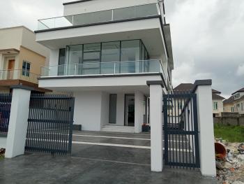 4 Bedroom House with Swimming Pool on 505sqm, Pinnock Estate, Lekki Phase 1, Lekki, Lagos, Detached Duplex for Sale
