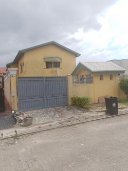 Luxury 4 Bedroom Semi Detached House with a Room Bq, Vgc, Lekki, Lagos, Semi-detached Duplex for Rent