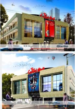 Luxurious Shopping Mall, Ologolo Bus Stop in Between Domino's Pizza and Kicc Church, Osapa, Lekki, Lagos, Plaza / Complex / Mall for Sale