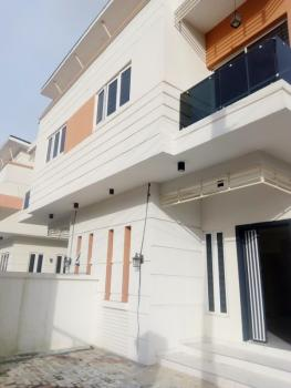 Newly Finished 4 Bedroom Semi Detached Duplex with Bq, Ajah, Lagos, Semi-detached Duplex for Sale