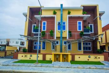 Tastefully Built Smart 4 Bedroom House with Bq, Orchid Hotel Road By Chevron Drive, Lekki Expressway, Lekki, Lagos, Semi-detached Duplex for Sale