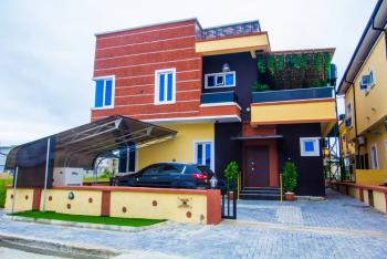 Newly Built Smart 5 Bedroom Fully Detached with a Bq, Chevy View Estate, Lekki, Lagos, Detached Duplex for Sale