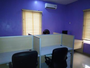 Shared Office Space (a Table), Chevron, Chevy View Estate, Lekki, Lagos, Office Space for Rent