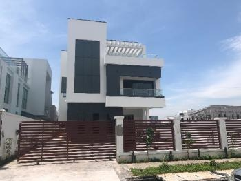 Fully Automated 5 Bedroom Detached Duplex with 1 Room Bq, Swimming Pool, Cinema and Gym, Pinnock Beach Estate, Osapa, Lekki, Lagos, Detached Duplex for Sale