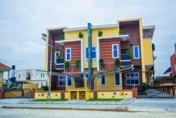 Brand New 4 Bed Semi Detached Smart Home, Off Orchid Hotel Road, Lafiaji, Lekki, Lagos, Semi-detached Duplex for Sale