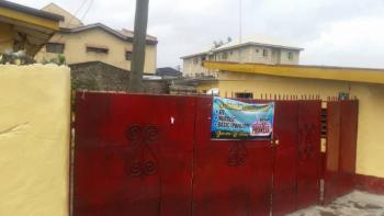 Bungalow Structure Used As School on Two Plot of Land, Off Adetola Street, Aguda, Surulere, Lagos, Mixed-use Land for Sale
