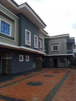 Luxury 3 Bedroom Terrace Duplex with Bq, Ilamoshe, Ajao Estate, Isolo, Lagos, Terraced Duplex for Sale